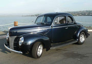 1940 Ford De Luxe Coupe
