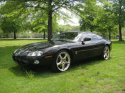 2002 Jaguar XKR XKRBase Coupe 2-Door